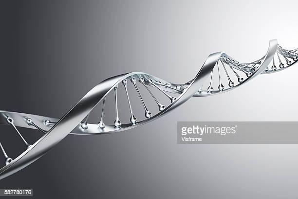 DNA built of aluminium
