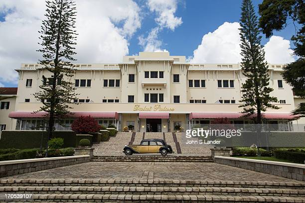 Built under order from the French Governor during colonial times Dalat Palace opened in 1922 Originally called the Lang Bian Palace Hotel Soon after...