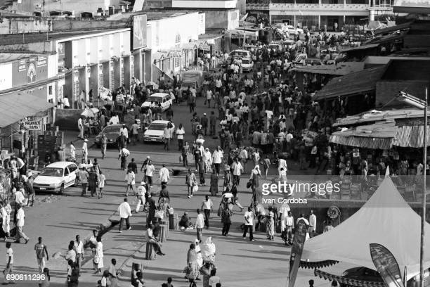 Bujumbura, Burundi. Africa.