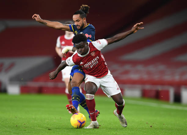 GBR: Arsenal v Southampton - Premier League