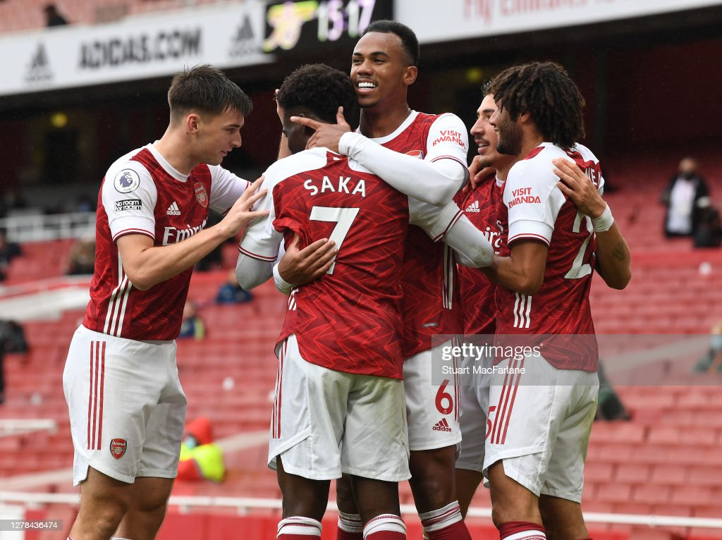 Arsenal v Sheffield United - Premier League : News Photo