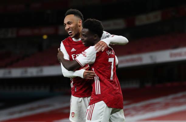GBR: Arsenal v Newcastle United - Premier League