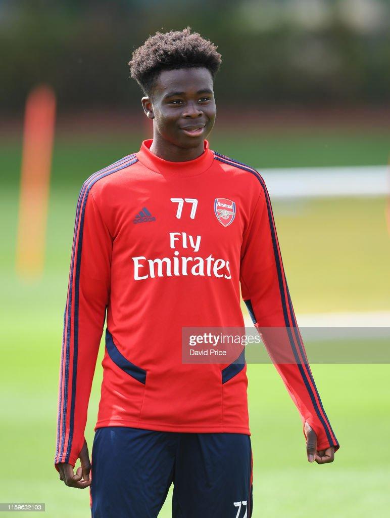 Arsenal U23 Squad Return for Pre-Season Training : News Photo
