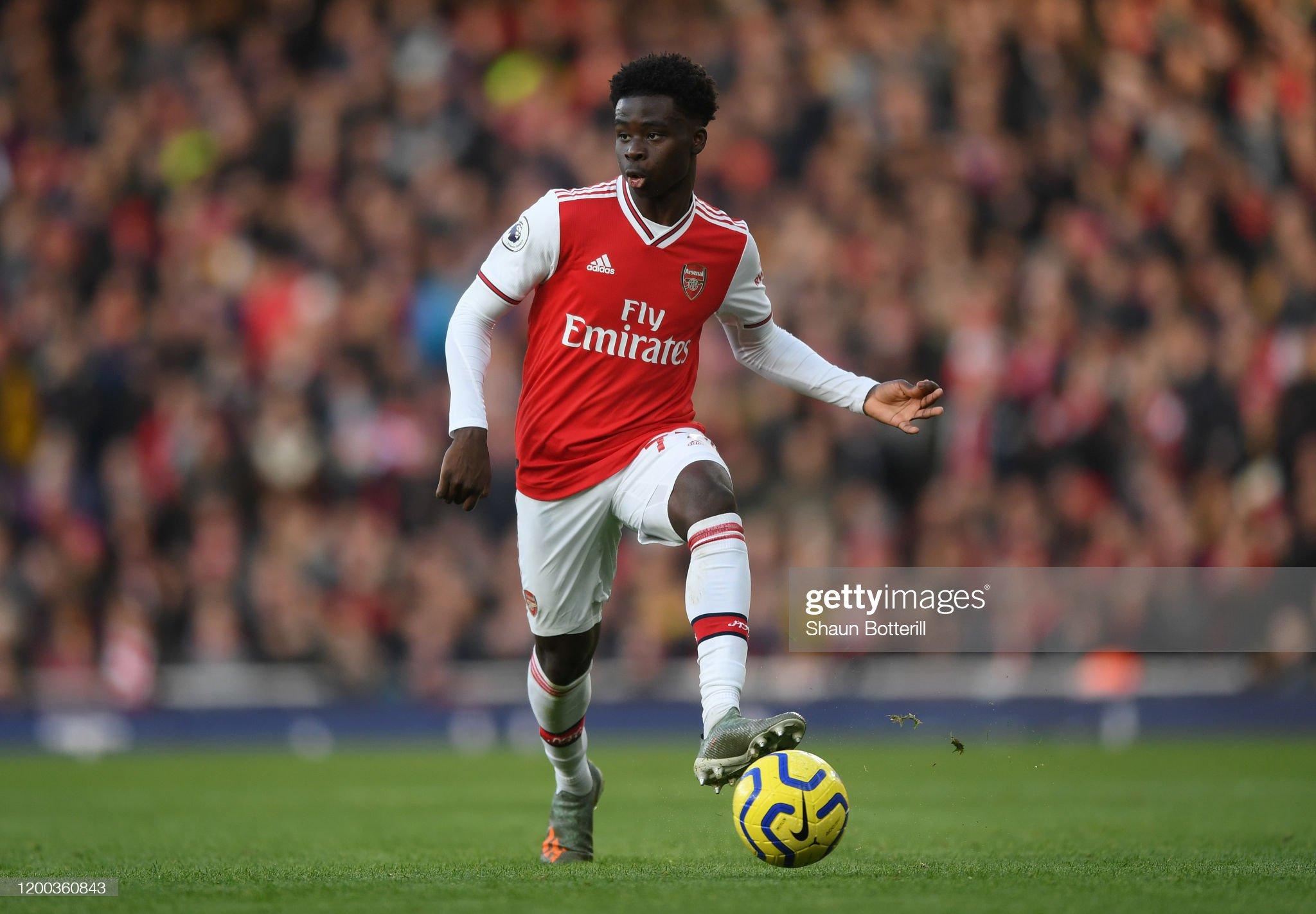 Arsenal FC v Sheffield United - Premier League : News Photo