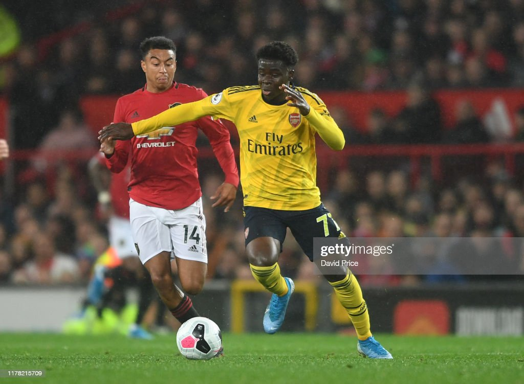 Manchester United v Arsenal FC - Premier League : News Photo