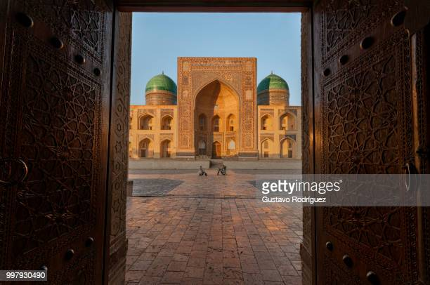 bukhara - muziek stock pictures, royalty-free photos & images