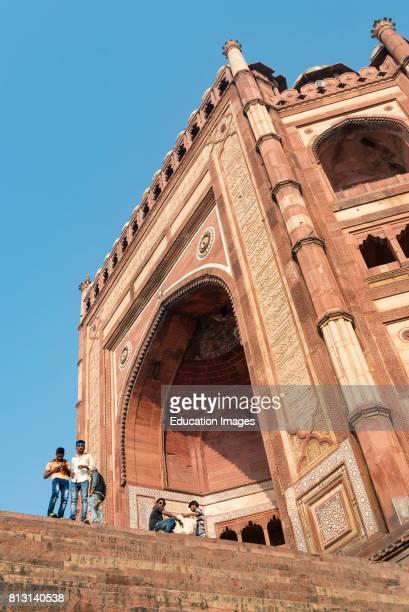 Buland Darwaza Great Gate Fatehpur Sikri India