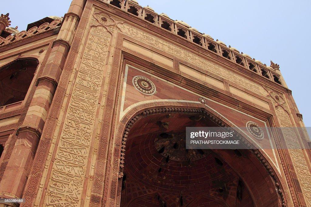 Buland Darwaza : Stock Photo