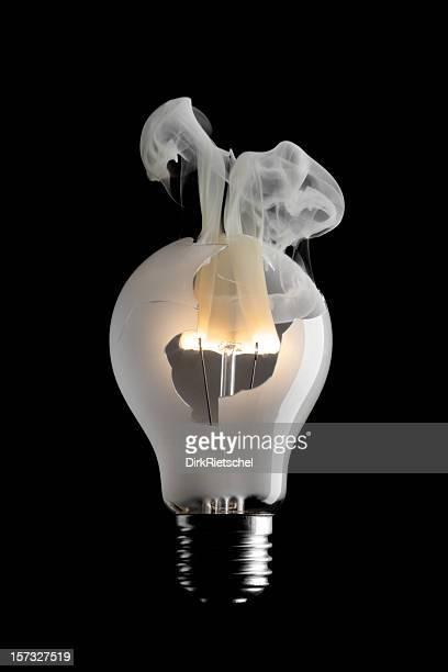 Bulb burn out