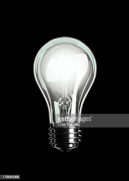 Bulb illuminated