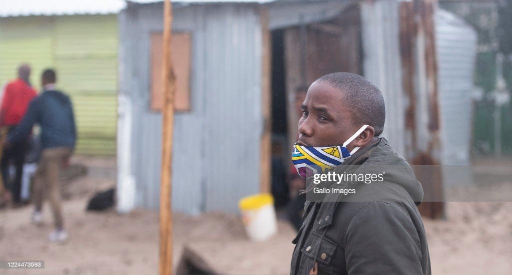 Khayelitsha eviction: Bulelani Qolani describes