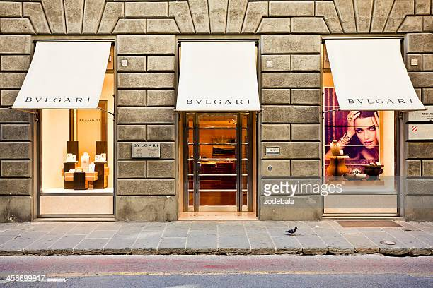 Bulgari Store in Florence, Italy