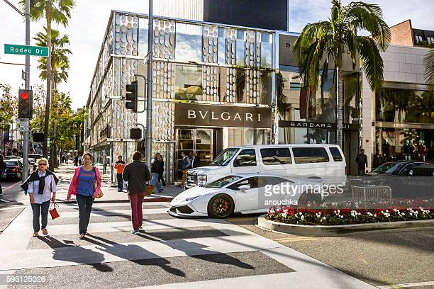 Bulgari Store on Rodeo Drive, Beverly Hills