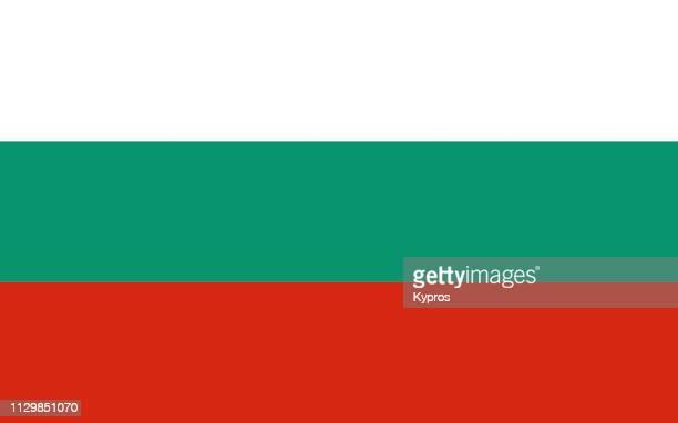 bulgaria flag - bulgaria foto e immagini stock