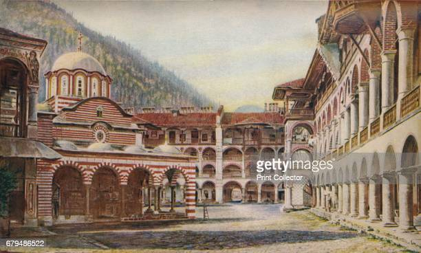 Bulgaria. Most of the Rila Monastery dates from the early nineteenth century, though S. Ivan Rilski, to whom it is dedicated, had his cell there a...