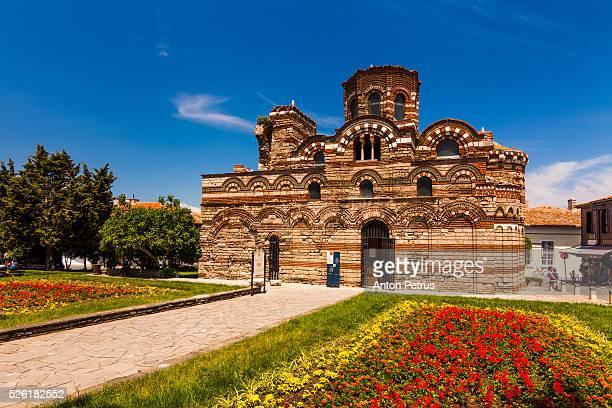 Bulgaria, Nessebar, Pantokrator church