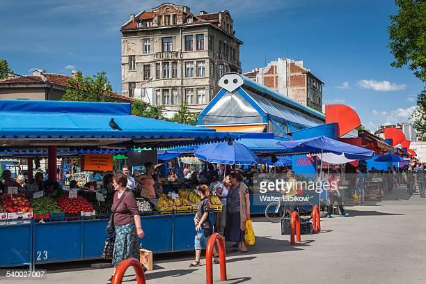bulgaria, sofia, exterior - bulgarije stockfoto's en -beelden