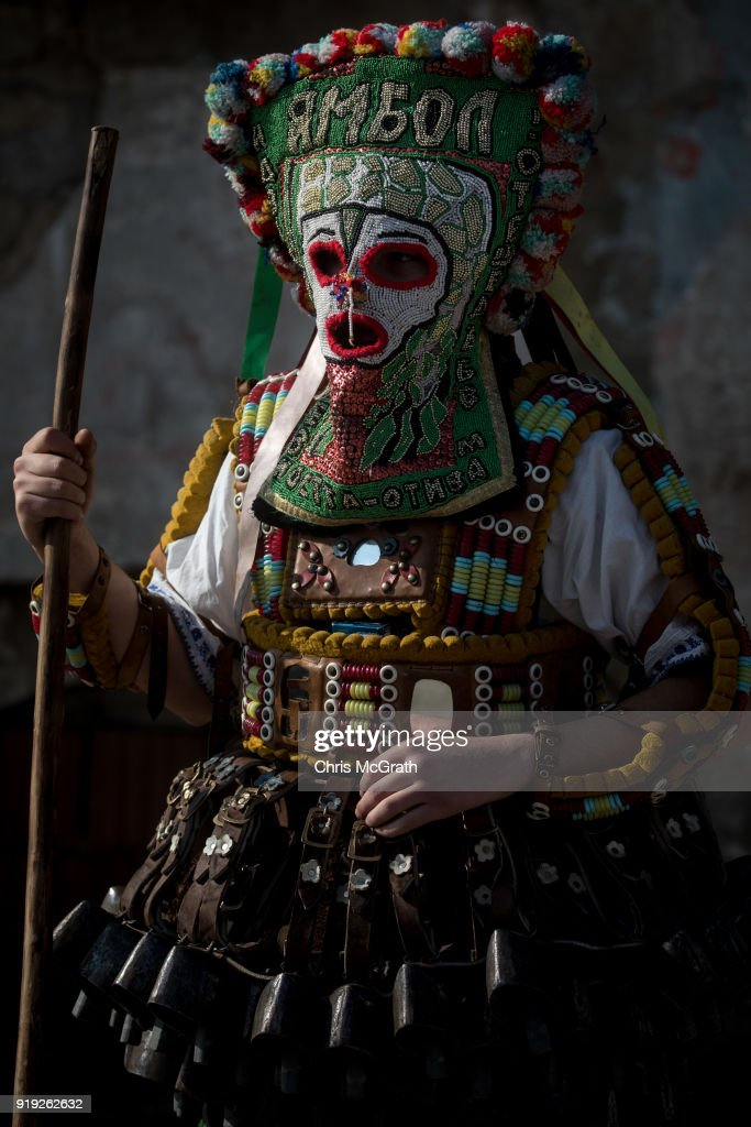 Bulgarian Kukeri Festival Held For The First Time In Turkey