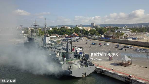 Bulgarian Navy special forces together with NATO soldiers take part in the Bulgarian exercise BREEZE 2017 part of NATO Saber Guardian 2017 exercise...