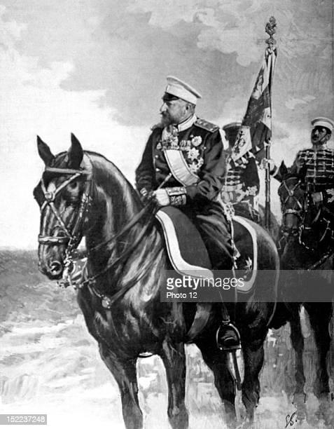 Bulgarie Ferdinand I tsar of Bulgaria