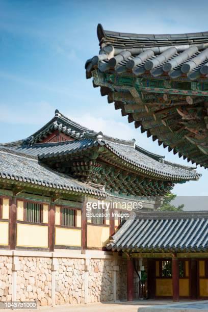 Bulguksa Temple Gyeongju or Kyongju South Korea