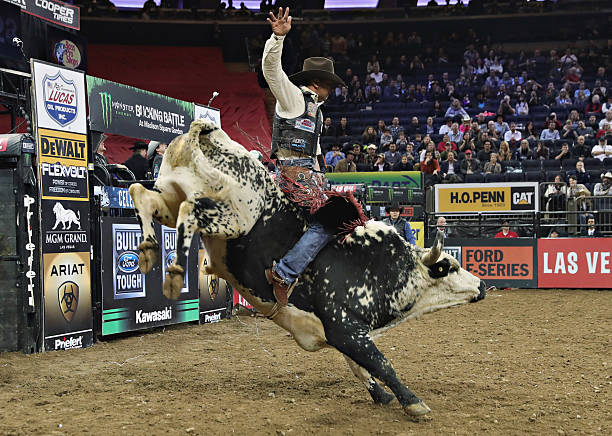 2017 professional bull riders monster energy buck off at the garden photos and images getty images for Bull riding madison square garden