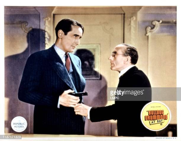 7 Top Bulldog Drummond At Bay Pictures Photos Images Getty
