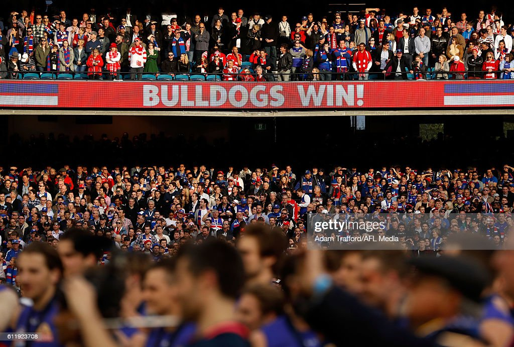 AFL Grand Final - Sydney v Western Bulldogs : News Photo
