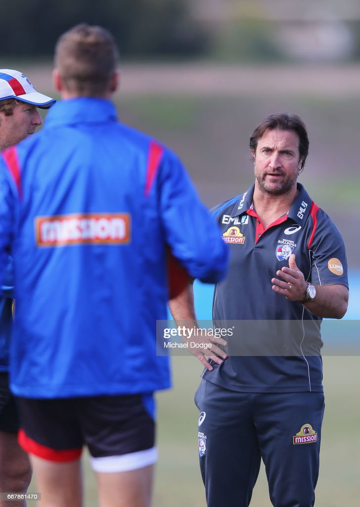 Western Bulldogs Training Session