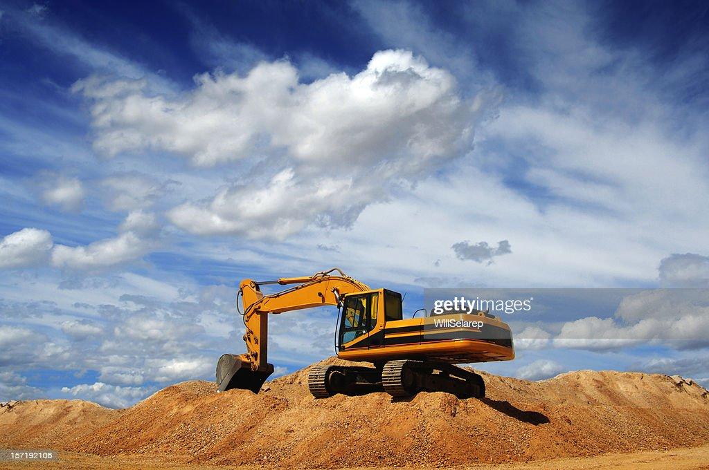 Bulldozer : Foto de stock