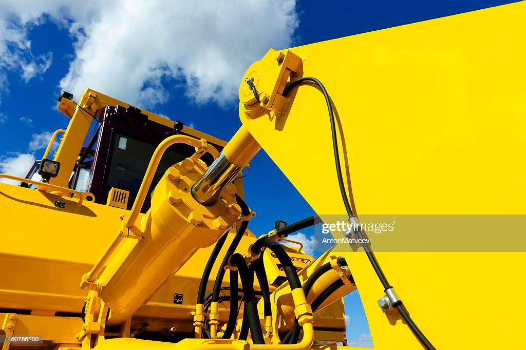 Bulldozer : Stock Photo