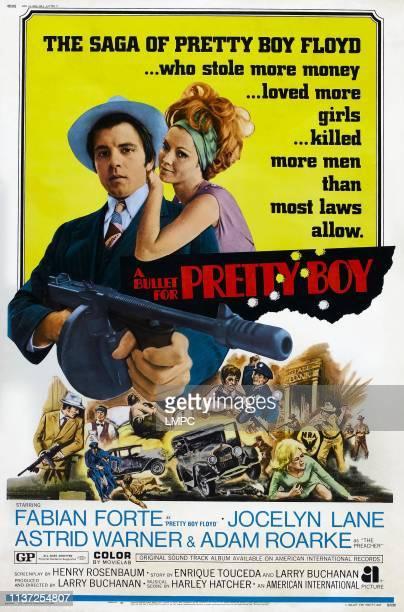 A Bullet For Pretty Boy poster US poster art from left Fabian Jocelyn Lane 1970