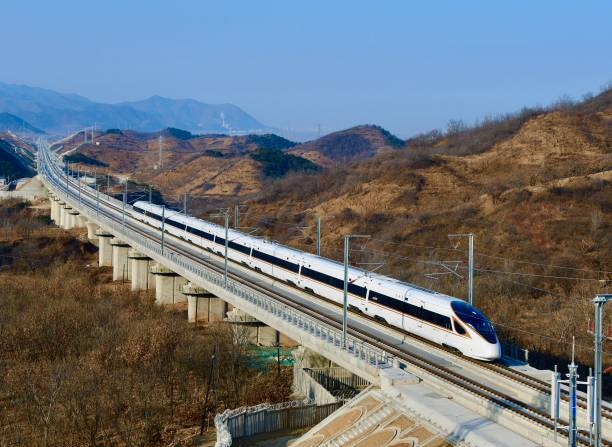 CHN: Beijing-Harbin High-speed Railway Starts Operation