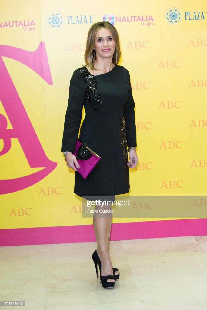 Bullfighter Cristina Sanchez attends the 'Premio Taurino ABC' awards at the ABC Library on February 20, 2018 in Madrid, Spain.