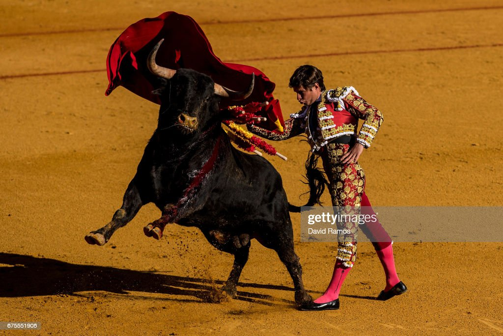 Seville Celebrates The Feria De Abril