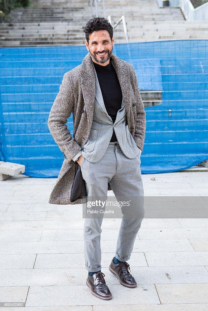 Street Style in Madrid : ニュース写真