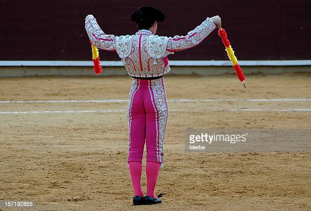 bullfighter - bullfight stock pictures, royalty-free photos & images