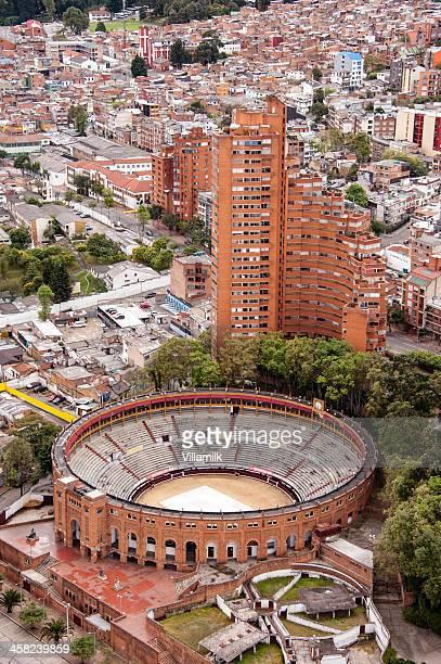 Stierkampfarena in Bogotá