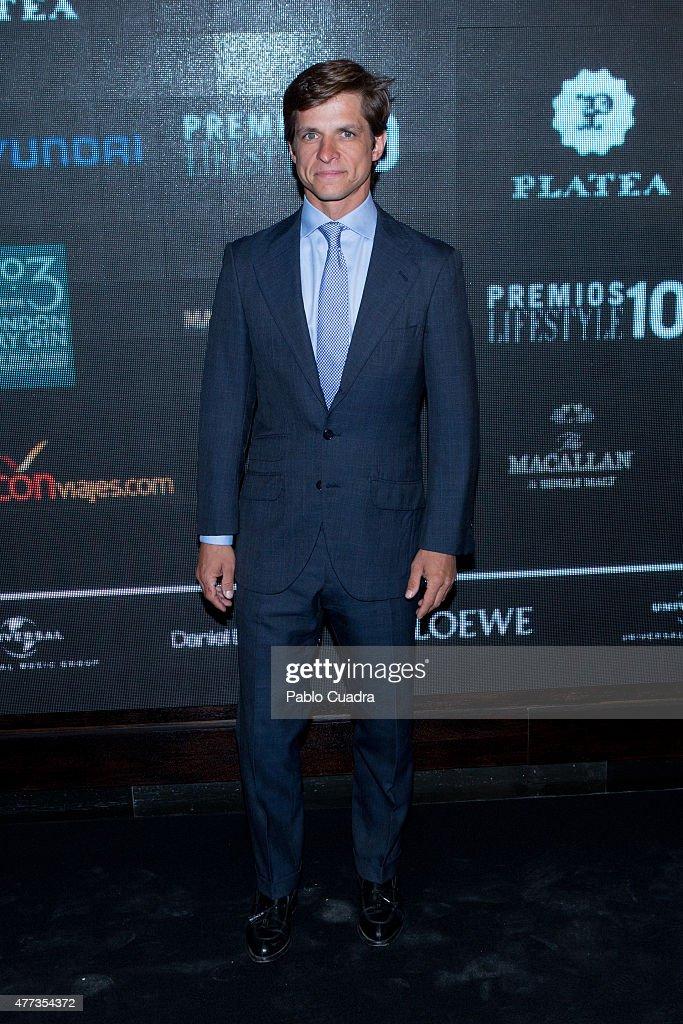 'Lifestyle 10 Awards' 2015 in Madrid