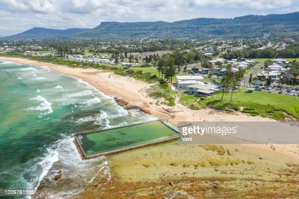 bulli, nsw, australia - wollongong stock pictures, royalty-free photos & images