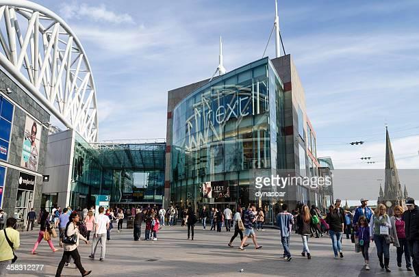 Bullring shopping centre Birmingham, England