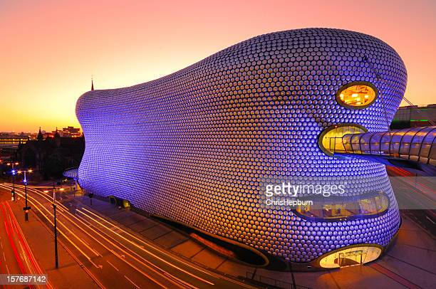 Bullring Shopping Centre, Birmingham, England, UK