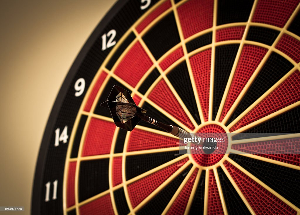 Bullseye : Stock Photo