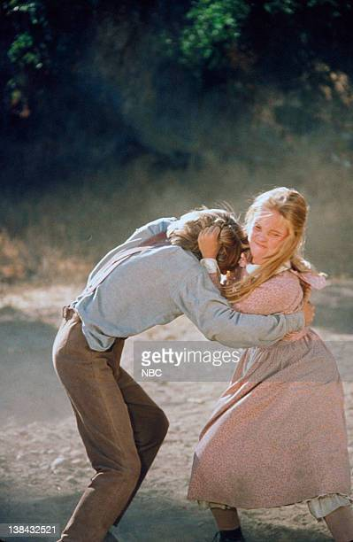 PRAIRIE Bully Boys Episode 9 Aired Pictured Michael LeClair as Bubba Galender Melissa Sue Anderson as Mary Ingalls Kendall