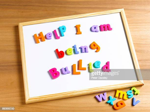 Bullying cry for help.