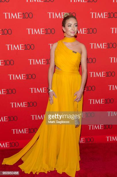 Bumble CEO Whitney Wolfe Herd attends the 2018 Time 100 Gala at Frederick P. Rose Hall, Jazz at Lincoln Center on April 24, 2018 in New York City.