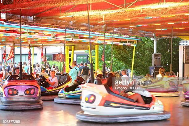 Bumper car Carousel