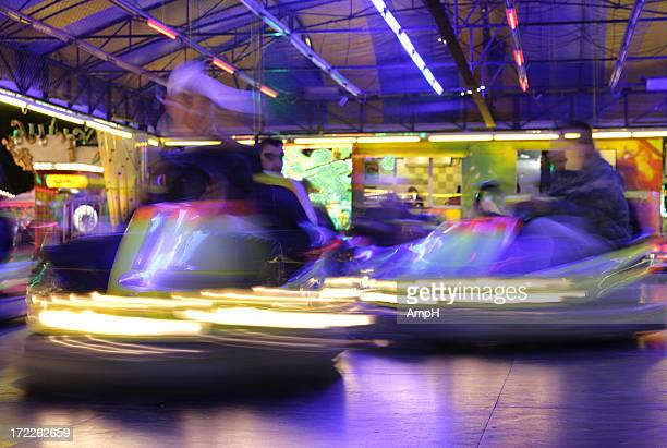 Bumper Cars in Action 2