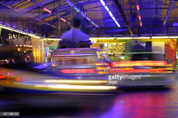 Bumper Cars in Action 4