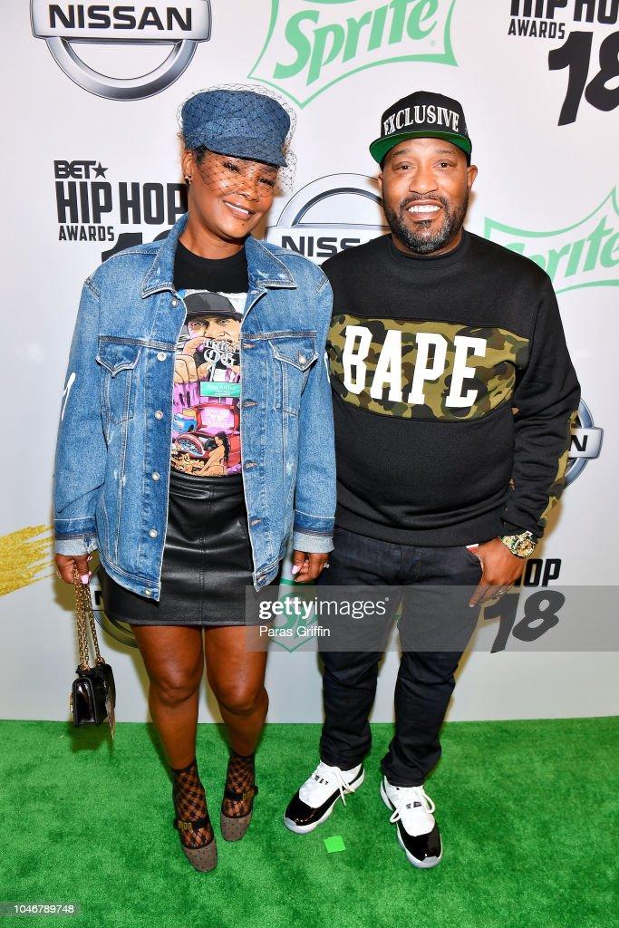 BET Hip Hop Awards 2018 - Arrivals : News Photo